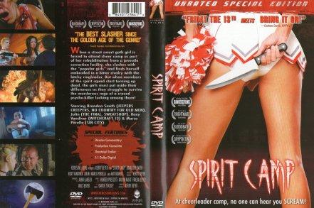 spirit camp dvd