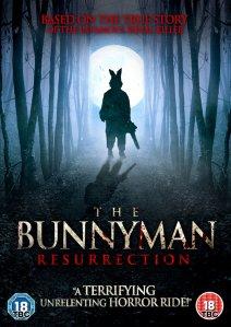 the bunnyman resurrection aka bunnyman 2 aka bunnyman massacre Point Blank DVD cover