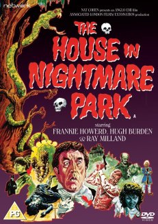 the house in nightmare park network dvd