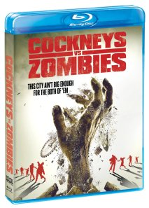 Cockneys vs Zombies Blu-ray