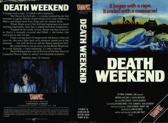 death_weekend_uk_vhs