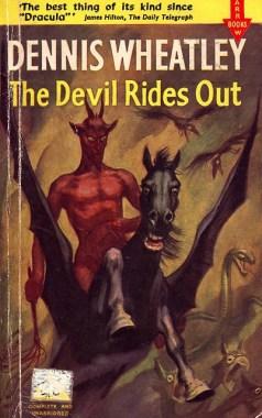 Devil Rides Out Dennis Wheatley