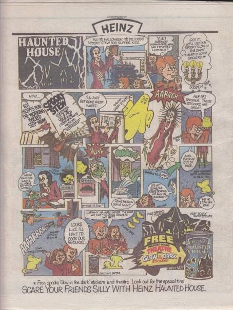 Heinz Haunted House