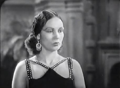 house of mystery 1934 Joyzelle Joyner as Chandra