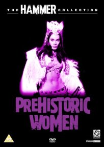 Prehistoric Women Hammer Collection Studio Canal DVD