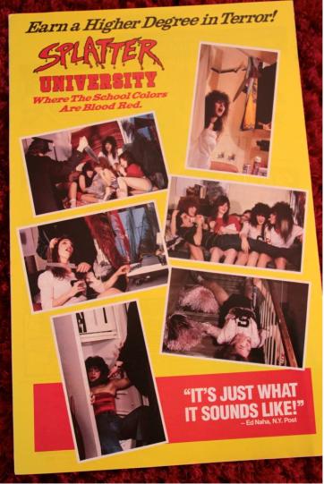 Splatter-University-1984-slasher-pressbook-1