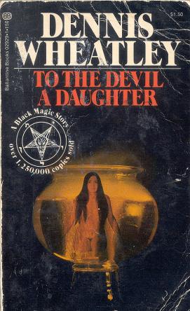 To the Devil a Daughter Ballantine Books