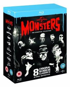 Universal Monsters Blu-ray