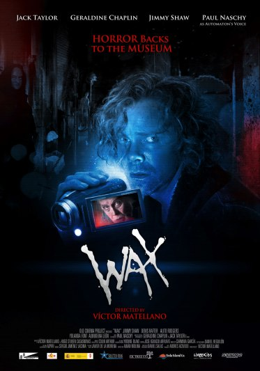 Wax 2014 Spanish horror