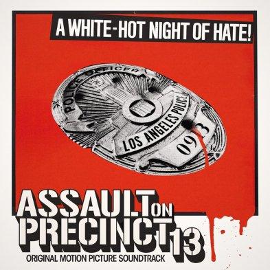 Assault on Precinct 13 soundtrack