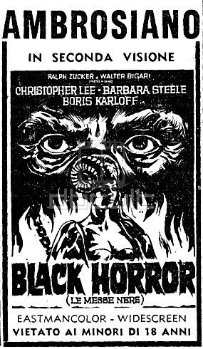 Black Horror