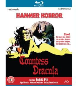 Countess Dracula Blu-ray