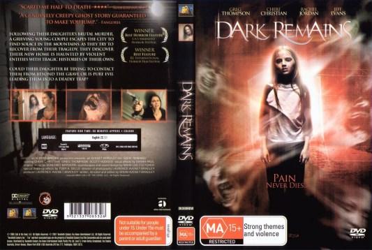 Dark Remains (O Espirito Do Mal)