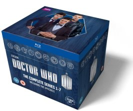 Doctor Who Complete Series 1-7 Blu-ray