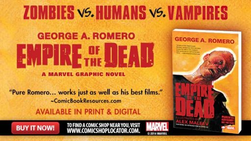 empire of the dead buy it now