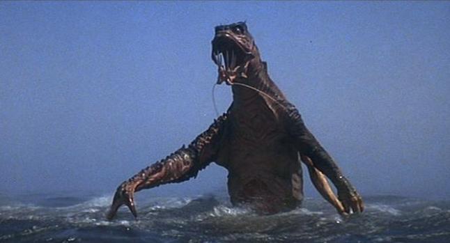 Leviathan monster
