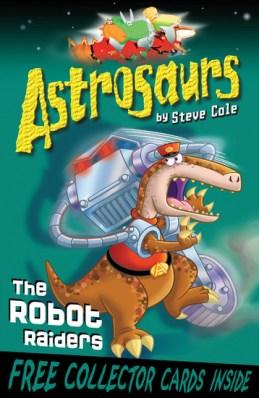 Astrosaurs Robot Raiders