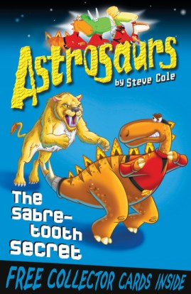 Astrosaurs Sabre Toothed Secret