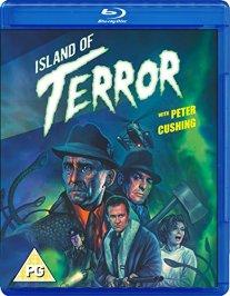Island of Terror Odeon Entertainment Blu-ray