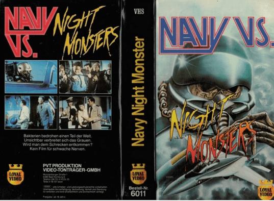 Navy-vs-the-Night-Monsters-VHS