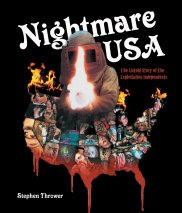 Nightmare USA Stephen Thrower FAB Press