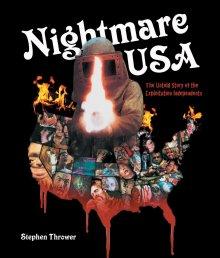 Nightmare USA Stephen Thrower FAB Press