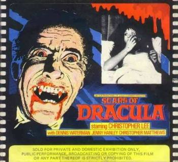 Scars of Dracula Derann
