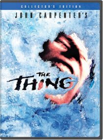 The Thing DVD