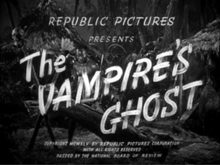Vampire's Ghost (01)