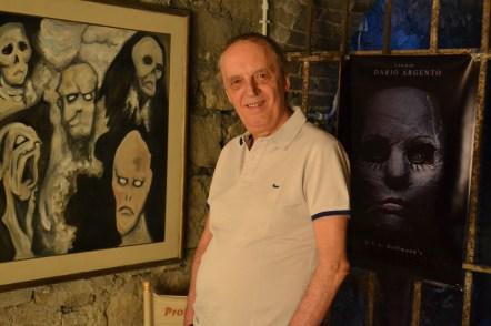 Dario Argento The Sandman 2015