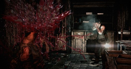 Evil Within PC game XBox Playstation