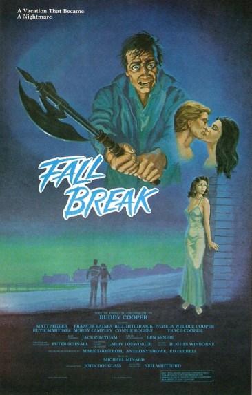 Fall Break aka The Mutilator 1985