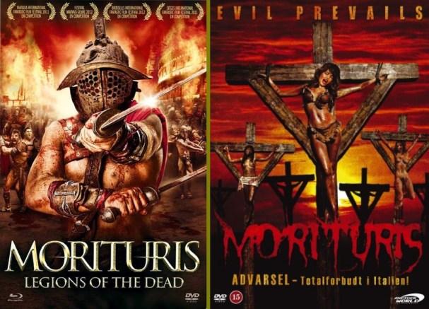 Morituris - import dvd