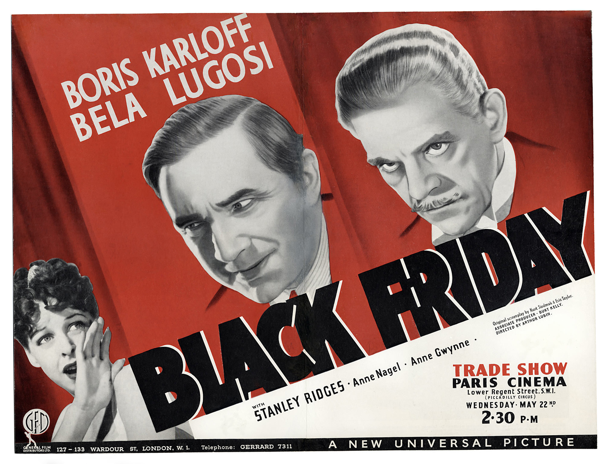 Black Friday 1940 Reviews And Overview Movies And Mania