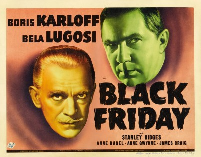 Poster - Black Friday (1940)_03