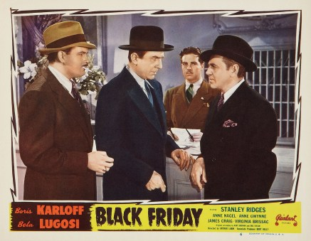 Poster - Black Friday (1940)_05