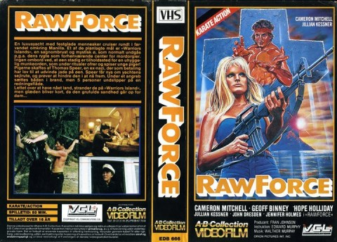 raw force vhs 2