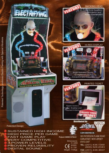 Addams-Family-electric-shock-machine