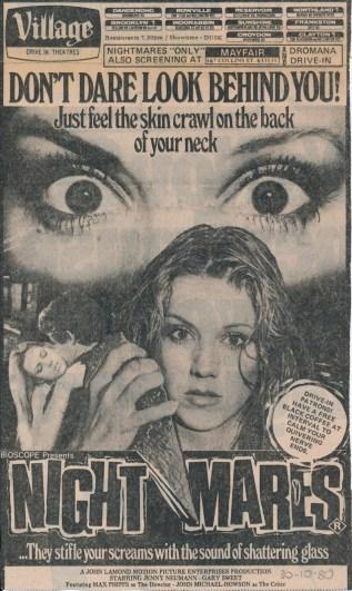 nightmares front oct 10 1980