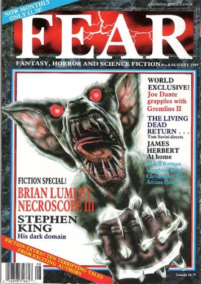 Fear-magazine