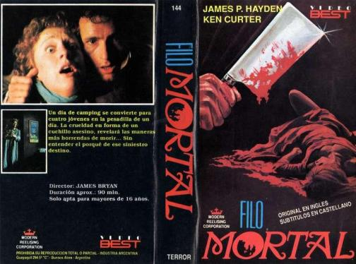 Filo-Mortal-Argentine-VHS