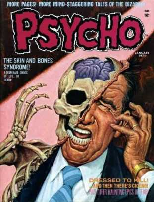 Psycho-Skywald-publication-January-1971-no.1