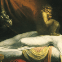 The Nightmare - painting by Henry Fuseli