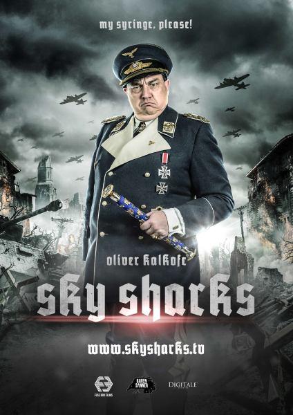 Sjy-Sharks-Oliver-Kalkofe-Hermann-Goering