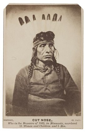 Cut-Nose-Minnesota-1862-massacre