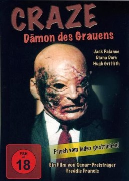 Craze-1973-German-VHS-cover