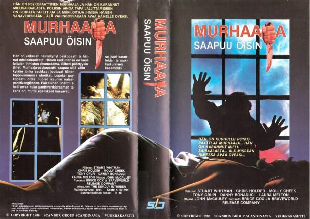 Deadly-Intruder-Finnish-VHS
