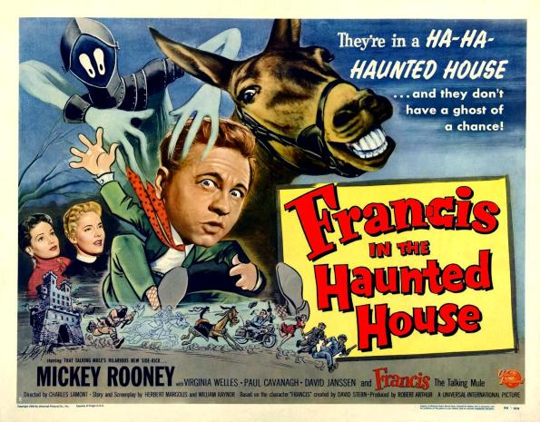 Francis-in-the-Haunted-House-1956-Mickey-Rooney