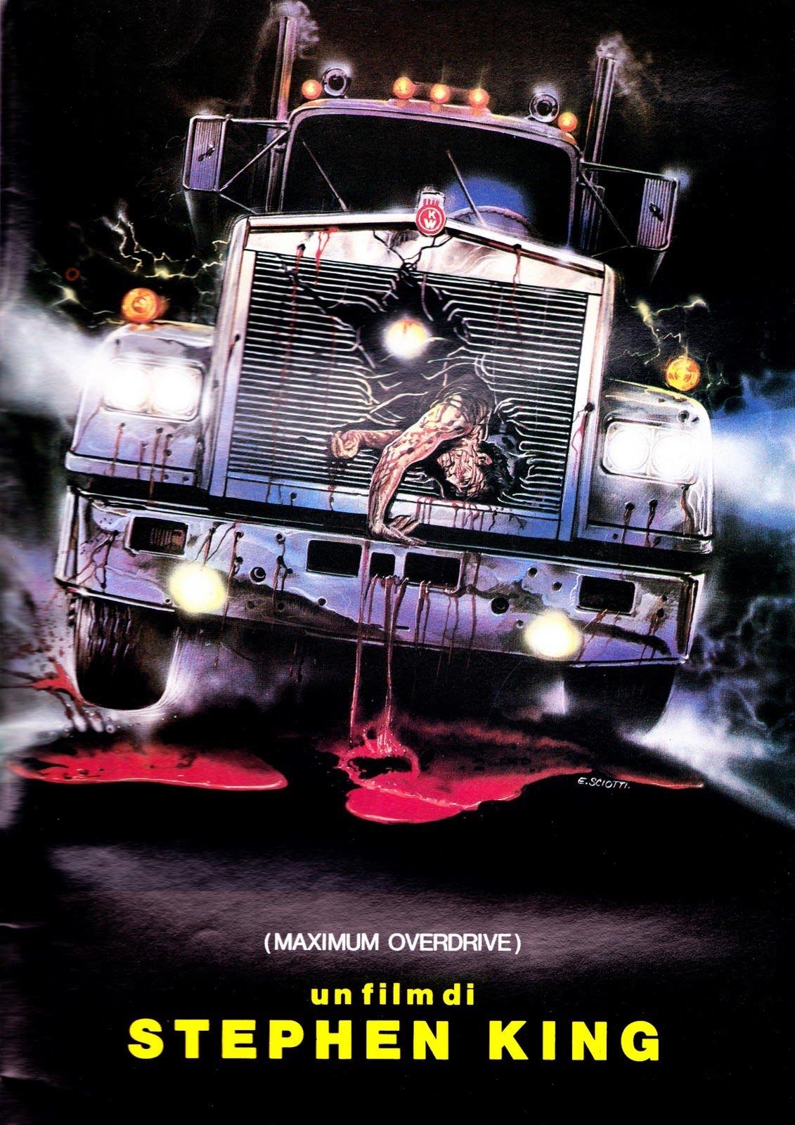 MOVIES & MANIA | Maximum Overdrive - USA, 1986