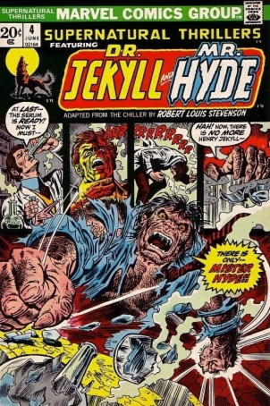 Supernatural-Thrillers-Dr-Jekyll-and-Mr-Hyde-issue-4-Marvel-Comics